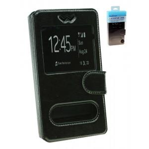 "Powertech Θήκη Smartphone Universal Uni Slideup, 5.3-5.8"", Black MOB-0192"