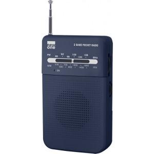 Muse NewOne Φορητό αναλογικό ραδιόφωνο R-206 Μαύρο