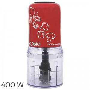 Osio OMC-2312R Κοπτήριο 400W Κόκκινο