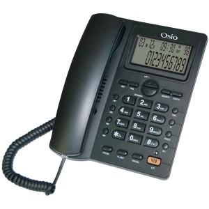 Osio OSW4710 Black Τηλέφωνο