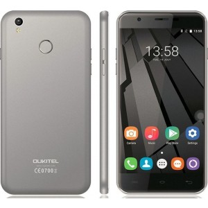 OUKITEL Smartphone U7 PLUS, 4G, 2G+16G, IPS 5.5 inch, Black
