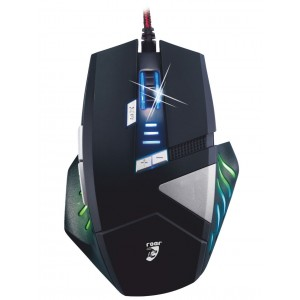POWERTECH Roar Gaming Mouse Panther, 8 buttons, 2500 dpi(PT-284)