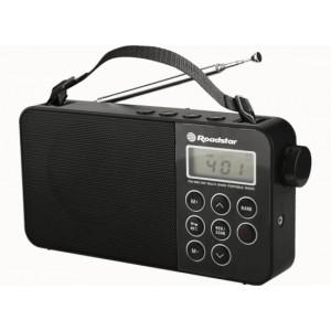 Roadstar Φορητό Ράδιο TRA 2340PSW Μαύρο