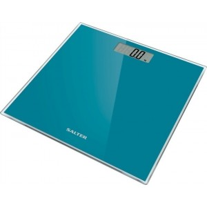 Salter Ζυγαριά Μπανιου 9037TL3R Μπλε