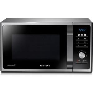 Samsung MG23F301TAS Φούρνος Μικροκυμάτων 23Lt 800W με Grill 1100W
