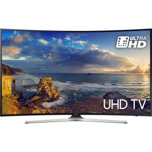 "Samsung UE55MU6202 Τηλεόραση 55"" Curved Smart 4K TV"