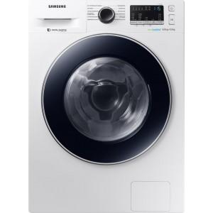 Samsung WD80M4A43JW/LV Πλυντήριο Στεγνωτήριο Eco Bubble™, 8 kg / 4,5 kg