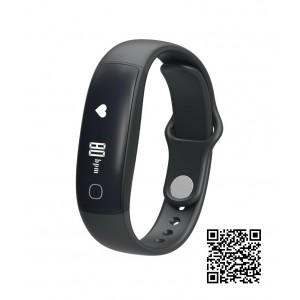 SENSSUN Smart Fitness Tracker IW5941B, Blood Pressure, Heart Rate