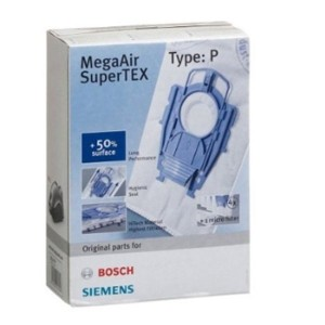 Siemens/Bosch Σακούλες σκούπας VZ41AFP (Type P)