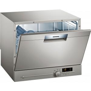 Siemens SK26E821EU Επιτραπέζιο πλυντήριο πιάτων Inox