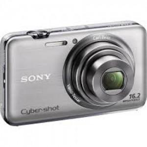 Sony Cyber-Shot DSC-WX9 Silver + Δώρο κάρτα SD