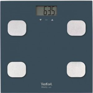 "Tefal BM2520 Ζυγαριά ηλεκτρονική με λιπομετρητή ""Body up"" 30εκ"