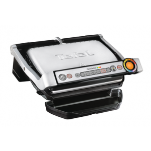 Tefal GC712 Optigrill+ Ψηστιέρα Silver
