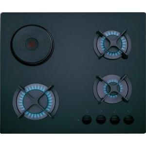 Teka Εστίες Γκαζιού & Ηλεκτρικό HF Lux 60 3G 1P AI AL