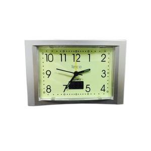 Telco XG-8678 Αθόρυβο Ρολόι Ξυπνητήρι