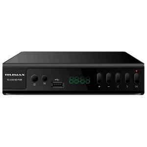 Telemax T2-535 HD PVR Επίγειος Ψηφιακός Δέκτης H.265 HEVC/DVBT-T2