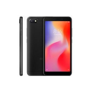 Xiaomi MI Redmi 6A 16GB Dual SIM Smartphone Black