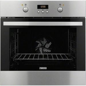 Zanussi Εντοιχισμένος Φούρνος ZOB 25602 XK Ιnox