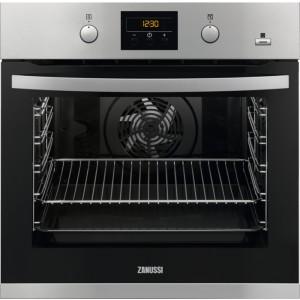 Zanussi Εντοιχιζόμενος φούρνος με Πυρόλυση ZOP37903XU Ιnox