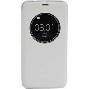 Zopo Flip Cover Λευκό (Speed 7)