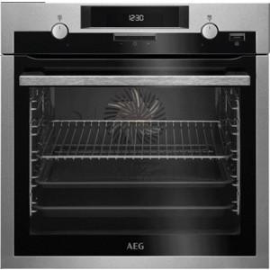 AEG BCE451350M Inox Εντοιχιζόμενος Φούρνος
