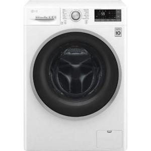 LG Πλυντήριο ρούχων F4J7TN1W 8kg 1400 rpm A+++ TurboWash 6 Motion
