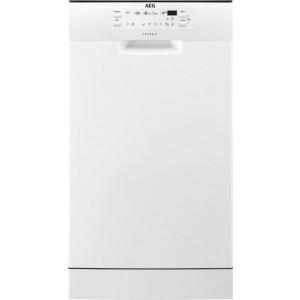 AEG FFB51400ZW Πλυντήριο Πιάτων 45cm Λευκό Α+