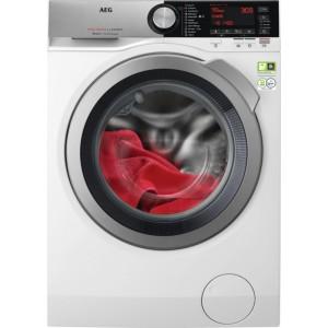 AEG L8FEC49S Πλυντήριο Ρούχων 9Kg 1400rmp A+++50%-+ Δώρο Ariel & Lenor για 50 πλύσεις!