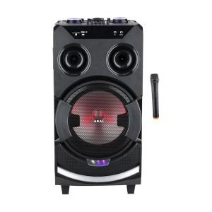 Akai ABTS-112 Black Bluetooth Ηχείο