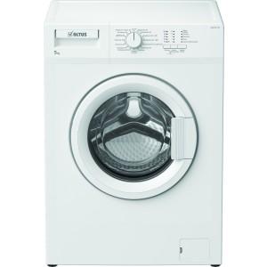 ALTUS Πλυντήριο Ρούχων ALX 5011 W 5kg 1000στρ Α++