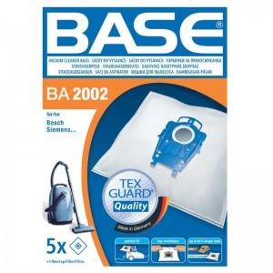 BASE BA 2002 Σακούλες Ηλεκτρικής Σκούπας