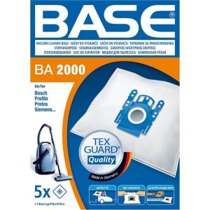 BASE Σακούλες ηλεκτρικής σκούπας BA 2000