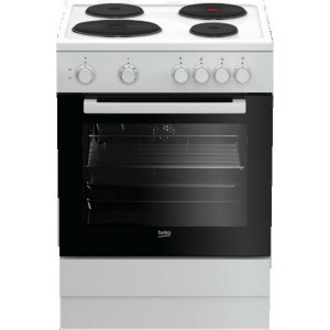 Beko Εμαγιέ Κουζίνα FSM 66000GWS