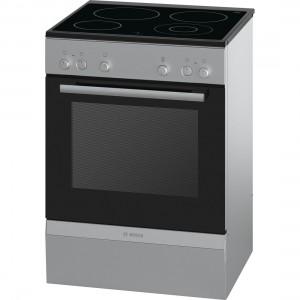 Bosch Κεραμική κουζίνα HCA723250G Inox
