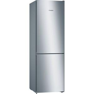 Bosch  KGN36VL35 Ψυγειοκαταψύκτης Full No Frost inox (186x60x66) A++ - με 10ετή εγγύηση στον συμπιεστή.