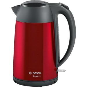 Bosch Βραστήρας TWK3P424 DesignLine 1.7 l Κόκκινο