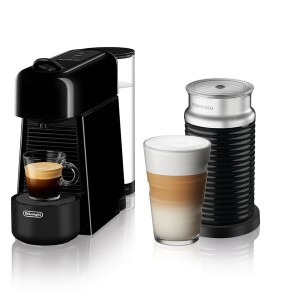 Delonghi EN200.BAE Essenza Plus Original Μηχανή Nespresso
