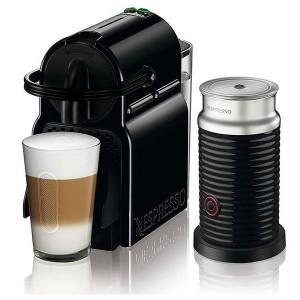 Delonghi EN80.BAE Inissia Black & Aeroccino Μηχανή Nespresso®