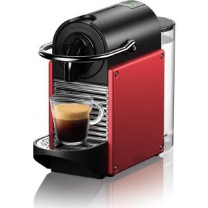 Delonghi Nespresso EN124.R Pixie Μηχανή espresso