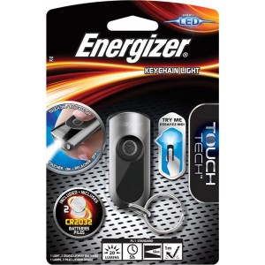 Energizer Touch Tech Keychain Light 016-5272 Φακός