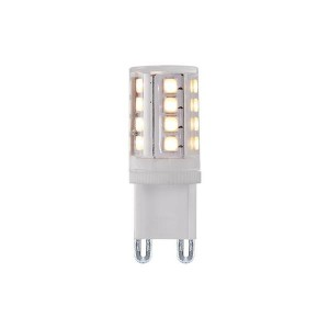 Eurolamp Λάμπα LED SMD 4W G9 2700K 220-240V 147-84639