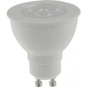 EuroLamp LED Spot 4W GU10 240V SMD - Θερμό Λευκό (2700Κ) - 147-84212