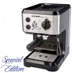 First Austria FA-5476-1 Μηχανή Espresso 15bar 1050W