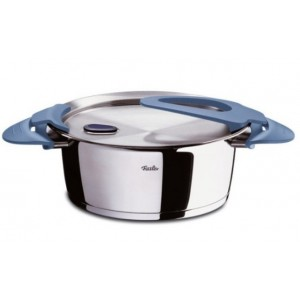 Fissler Intensa Blue Ημίχυτρα 20cm