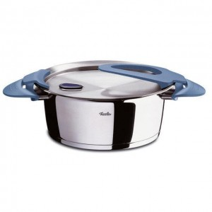 Fissler Intensa Blue Ημίχυτρα 24cm 1612924