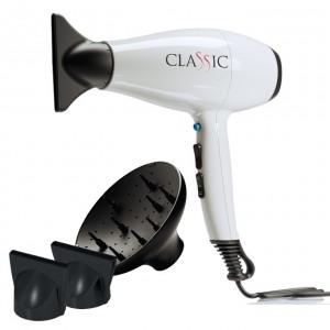 GA.MA Επαγγελματικό Σεσουάρ 2200W Λευκό A11.CLASSIC.BN