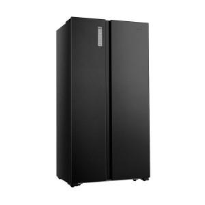 Hisense RS677N4BFE Ψυγείο Ντουλάπα