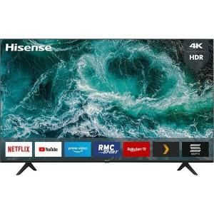 HISENSE H50A7100F 50'' LED 4K Smart TV Τηλεόραση