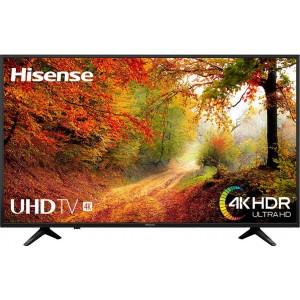 Hisense H43A6140 43'' Smart 4K Τηλεόραση