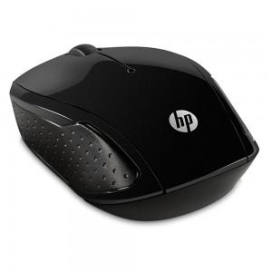 HP 200 Ασύρματο ποντίκι Black(X6W31AA)